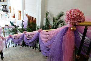 Текстильные изделия для организаторов торжеств